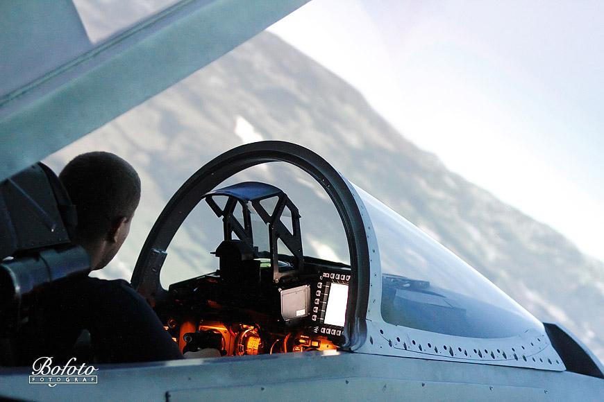 Letecký simulátor MIG-29